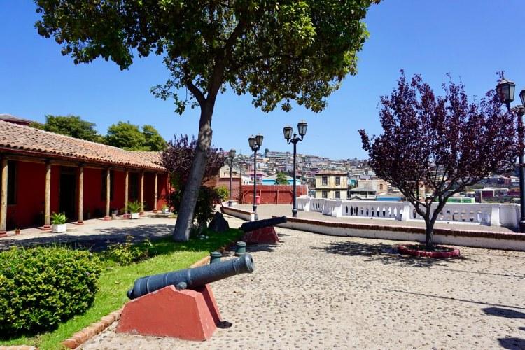 Museo Lord Cochrane, cerro Cordillera