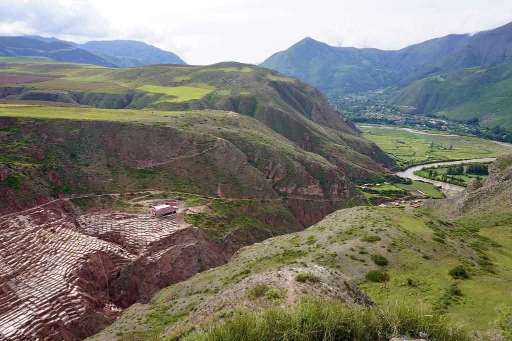 Salineras y el Valle Sagrado