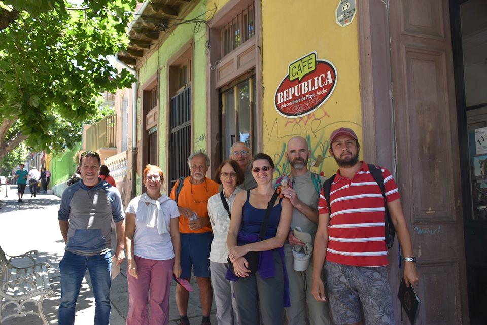 Ecomapu Travel en Café República