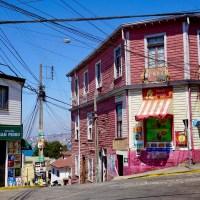 Vecinos del Café República: Los almacenes de Playa Ancha