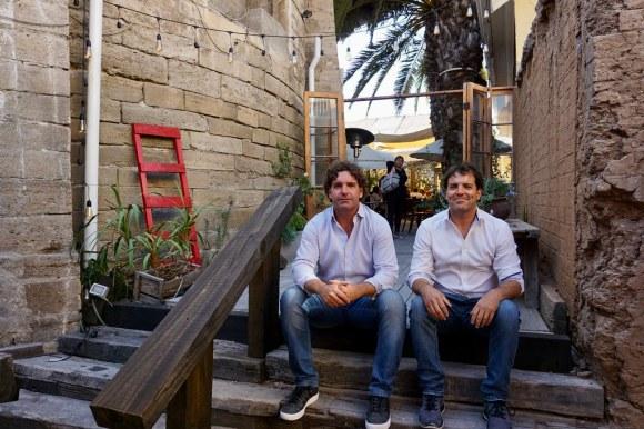 Angelo Cecchi y Franco Cecchi