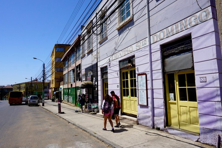 Emporio Santo Domingo