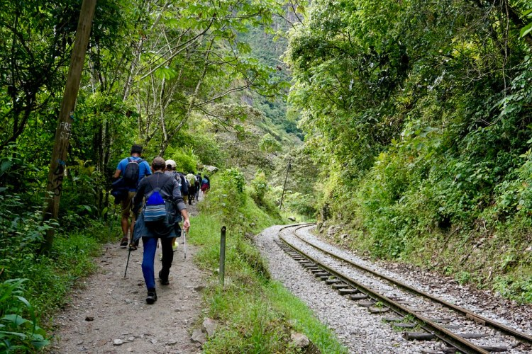 Machu Picchu económico