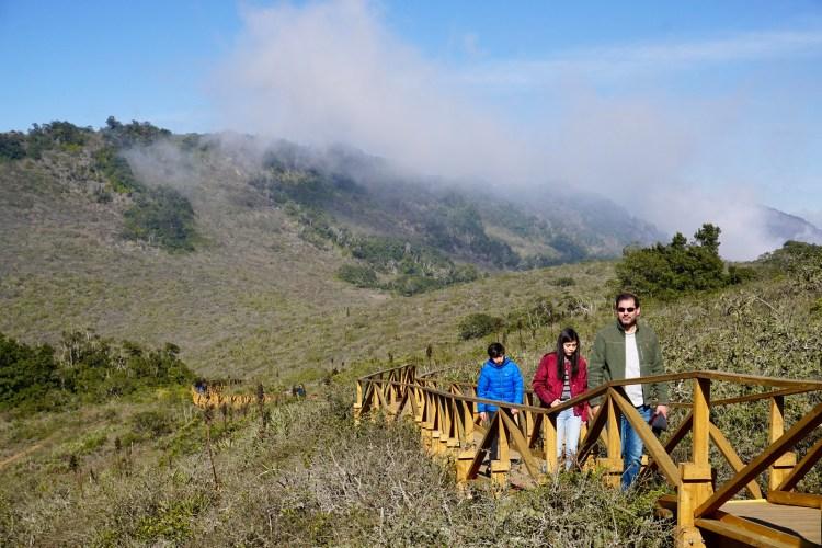 Parque Fray Jorge, Región de Coquimbo