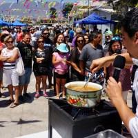 Feria Gastronómica del Caletero en Los Vilos