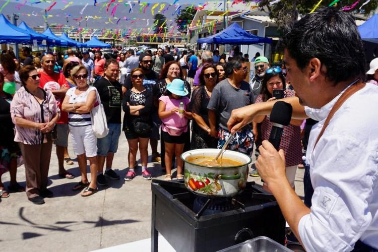 Tercera Fiesta Gastronómica del Caletero