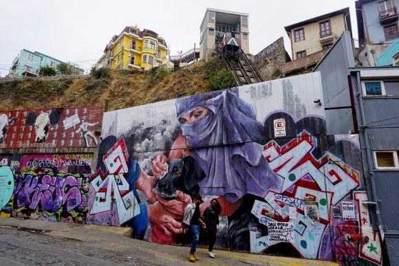 Calle Elías, Valparaíso