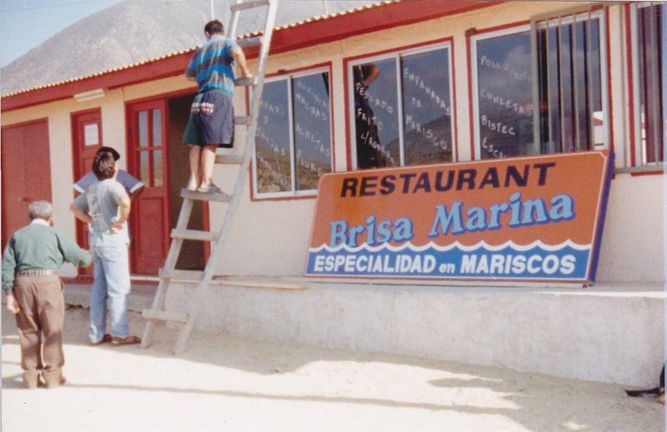 Restaurant Brisa Marina, 1997