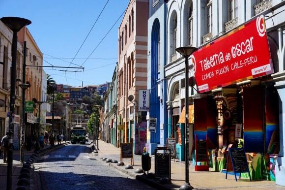 Taberna de Oscar, Barrio Puerto. Valparaíso.