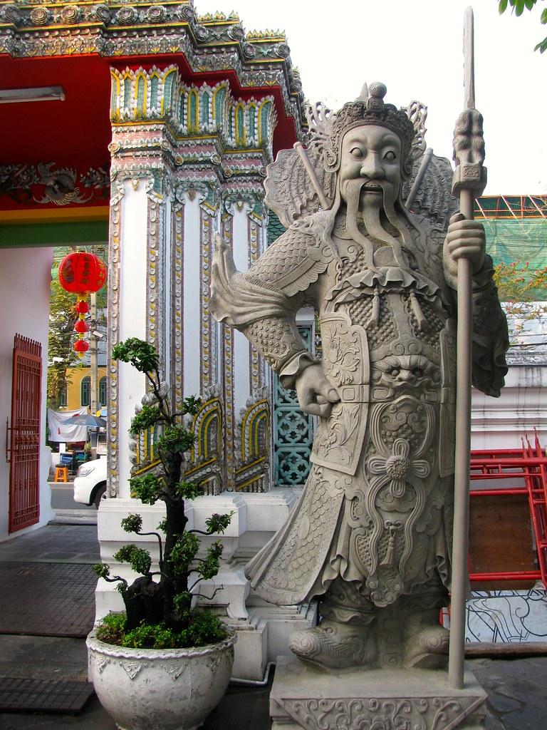 Entrada al Wat Pho