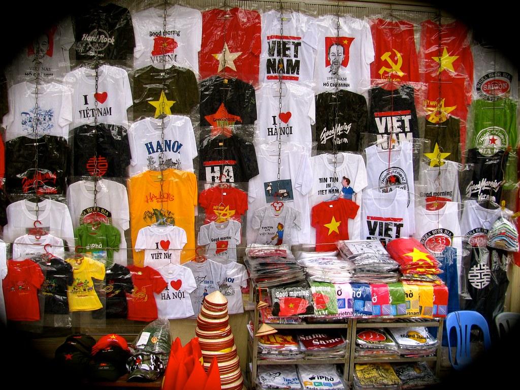 Poleras de Hanoi