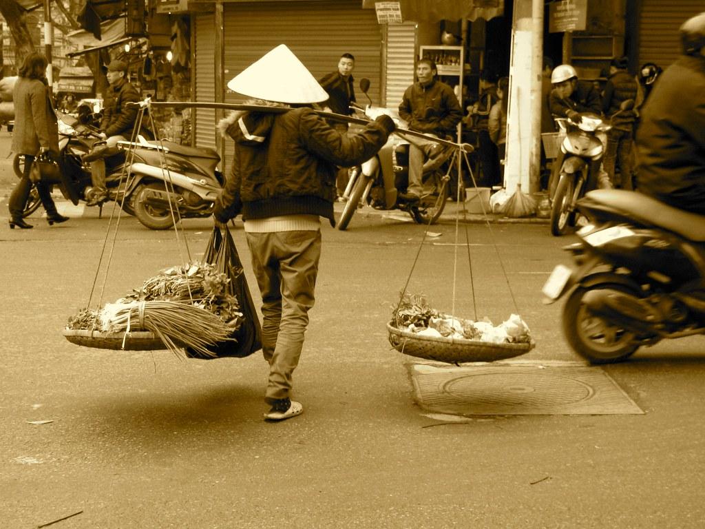 Tradición y modernidad en Hanoi