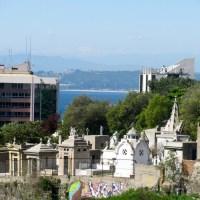 Paseos por Valparaíso: Cerro Panteón