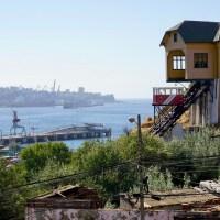 Vecinos al rescate de los ascensores de Valparaíso