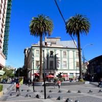 Valparaíso: Cómo llegar a Plaza Aníbal Pinto