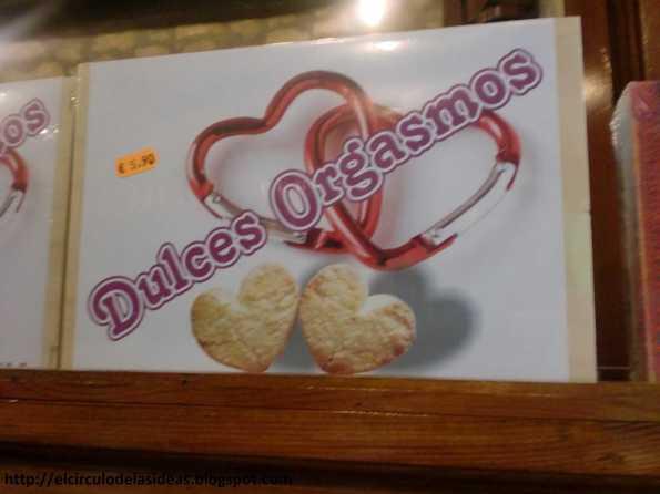 Dulces orgasmos