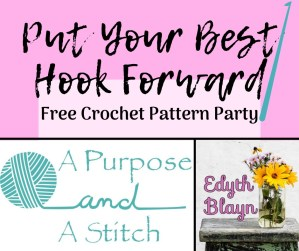 Put Your Best Hook Forward- Pattern Party #2