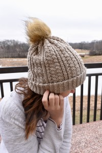 The Jennie Beanie- Free Crochet Pattern