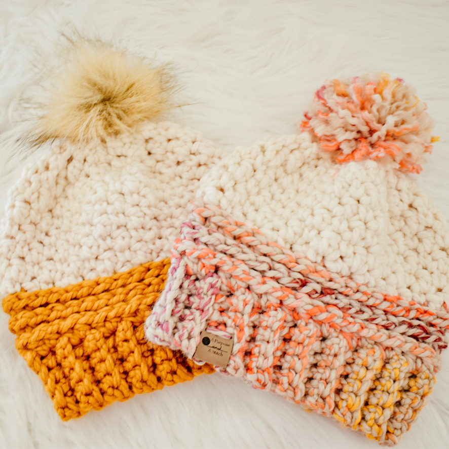 The Linden Beanie- Free Pattern