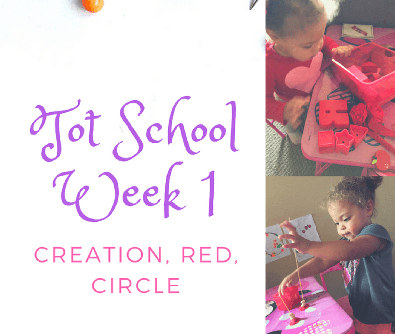 Easy Tot School Activities for 1 Year Olds