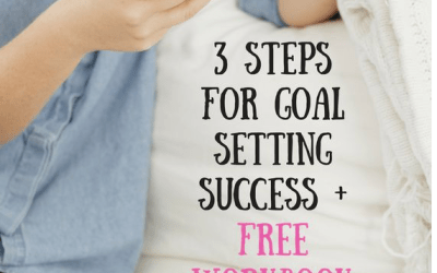 Successful Goal Setting in 3 Steps