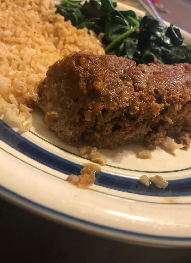 Must-Have Meatloaf