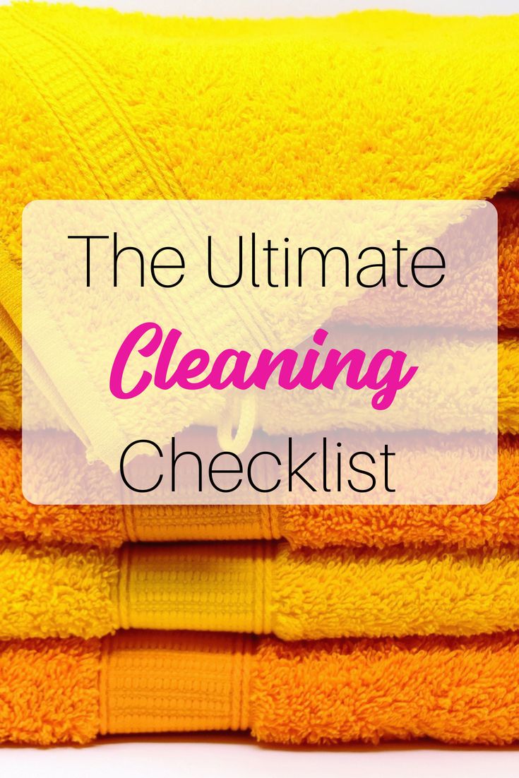 cleaning-checklist-trello