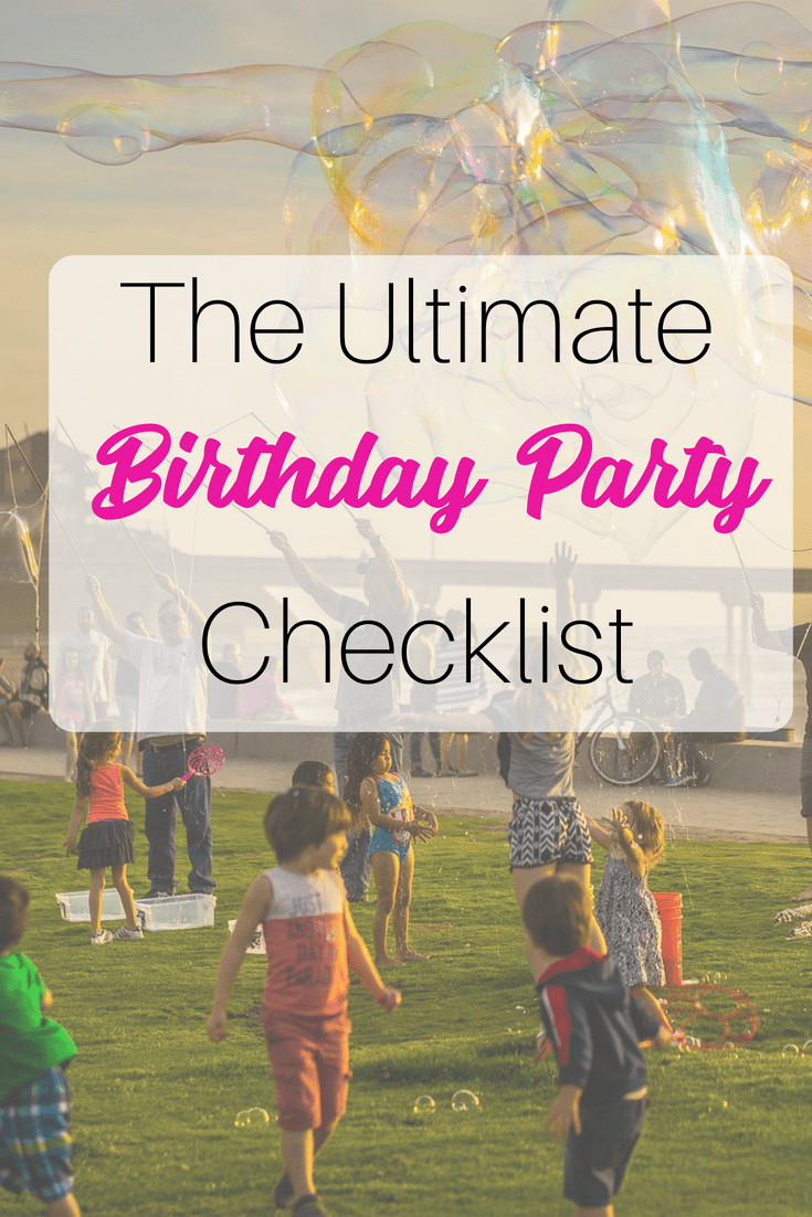 trello for birthday parties