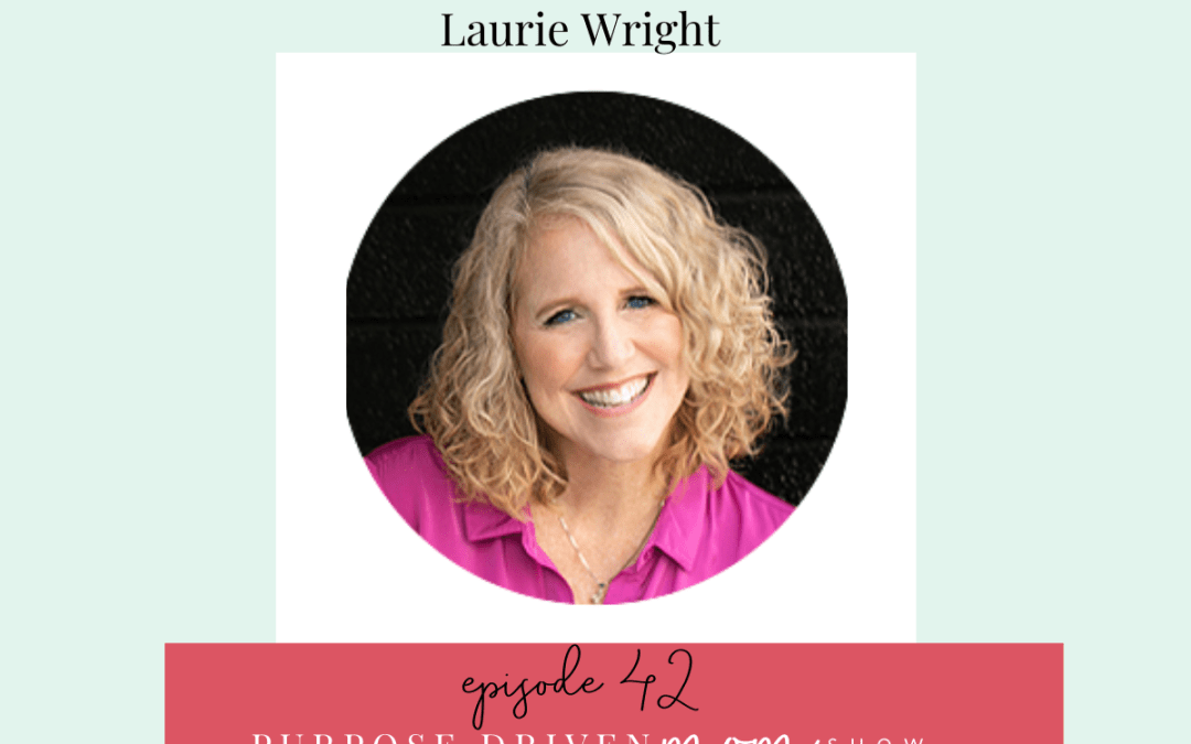 Finding Your Spark in Motherhood with Laurie Wright