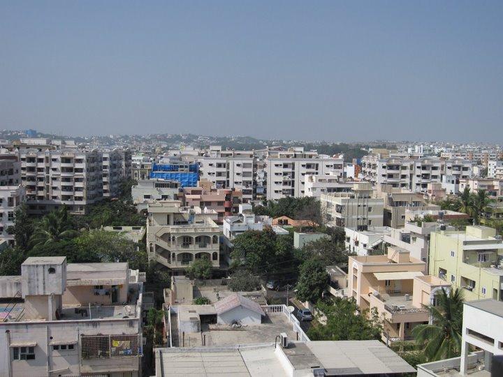 Hyderabad housing growth- Banjara Hills