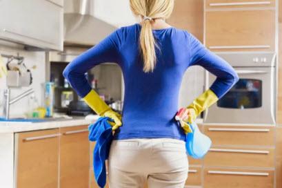 Cara Menjaga Kebersihan Dapur dengan Alat Kebersihan Sederhana