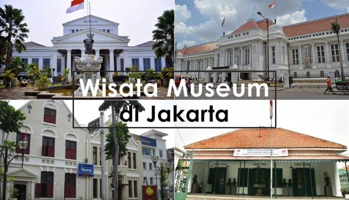 Museum yang Wajib Dikunjungi Saat di Jakarta