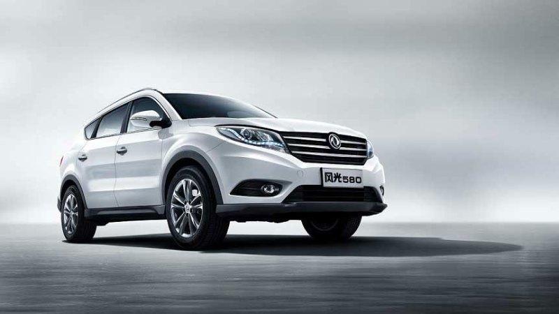Mobil SUV DFSK Asal Tiongkok