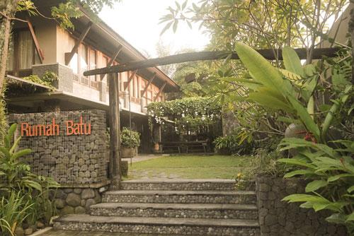 Rumah Batu Villa dan Spa Solo