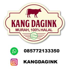 Banner Kang Dagink untuk Blog