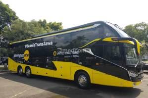 Bus Scania Trans Jawa Tipe K41018 – 6X2