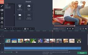 Movavi Video Editor 2018-2019