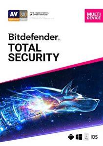 Bitdefender Total Security 2019 Crack With Serial Key Download