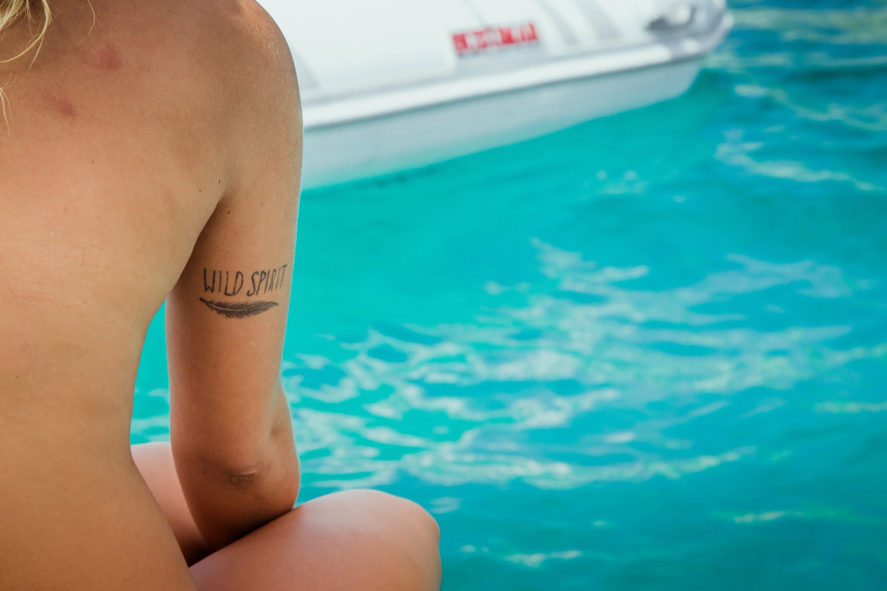 APZmedia - stills from Antlos Betteronboard in Ibiza