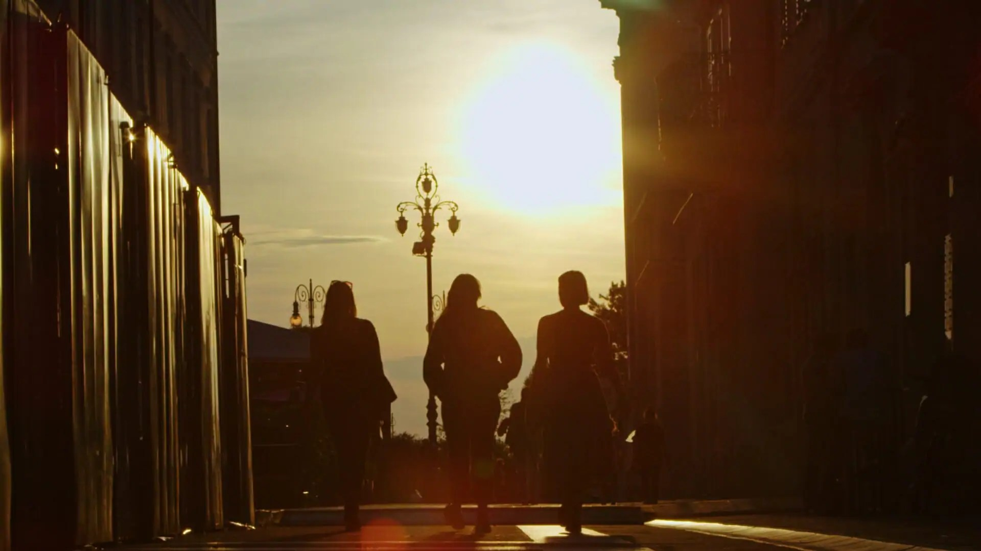 Stills from ESOF 2020 Trieste teaser produced by APZmedia