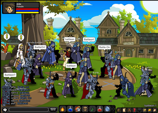 ABOUT AQWORLDS | Macbella's AQWORLDS cheats and news