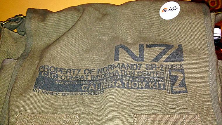 AQ3D Cysero's trusy N7 Con Bag