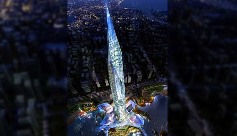 برج Tower Infinity