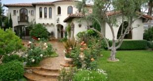 المنازل في اسبانيا
