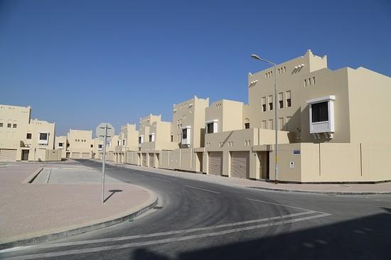 مشروع اسكان البلاد في البحرين