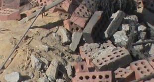 مخلفات البناء