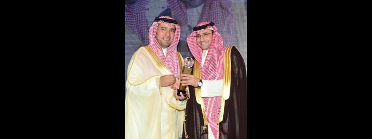 جبل عمر تحصد جائزة المشروع العمراني المتكامل