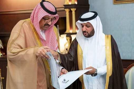 أمير الباحة يطلع على أعمال ومنجزات فرع الإسكان بالمنطقة