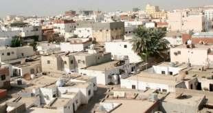الأحياء العشوائية في جدة