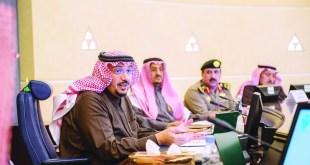 أمير القصيم يرأس اجتماع اللجنة التنفيذية للإسكان التنموي بالمنطقة